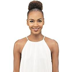 Vivica A Fox Hair Collection Pb31-v Small Kinky Afro Puff Pocket Bun, FS1B30, 3.4 Ounce