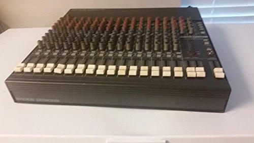 Vlz 1604 Mackie Pro - Mackie Designs CR-1604 16-Channel Analog Mic/Line Mixer.