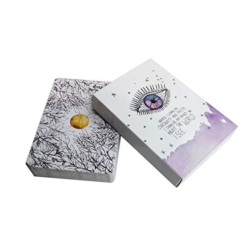 Fairy Oracle Cards - Goddess guidance oracle cards Wisdom of the Oracle Divination Cards Energy Oracle Cards The Universe Has Your Back (Magical Mermaids And Dolphins Cards Doreen Virtue)