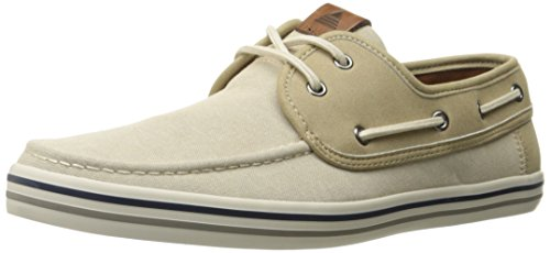 Aldo Men's Huhha Boat Shoe, Beige, 12 D US