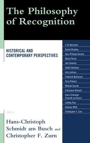 Download The Philosophy of Recognition: Historical and Contemporary Perspectives Pdf