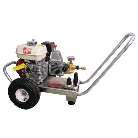 Dirt Killer 3.5 GPM / 2600 PSI Cold Water Gas Pressure Wa...