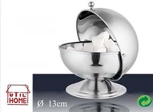 Utilhom 4615079 Bistrot - Azucarero (acero inoxidable)