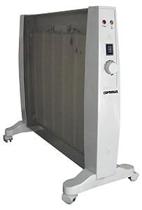 Optimus H-8408 Portable Micathermic Flat-Panel Heater