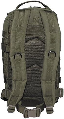 MFH Assault I Sac à dos Kit tactique 30 l Sac vert airsoft cadet 30333b Jour Pack