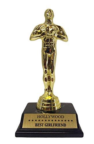 Best Girlfriend Victory Trophy Award, Achievement Award