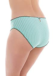 Fantasie Lois Women`s Brief, Fan-fl2975, S, Mint Chocolate
