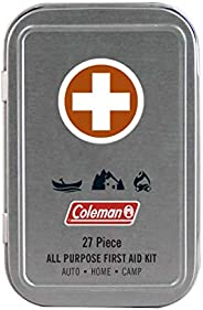 Coleman All Purpose Mini First Aid Kit - 27 Piece