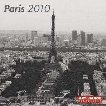 Paris 2010. Broschürenkalender: 16-Monats-Kalender