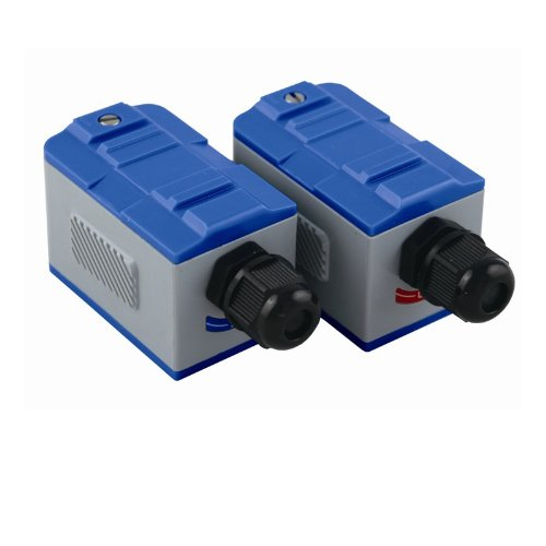 TUF-2000M-TS-2 Ultrasonic Flow Meter Flowmeter for DN15-100mm Pipe Size -40-90 Degree
