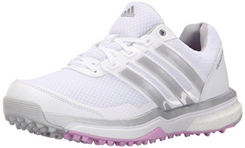 נעלי ספורט לנשים adidas Women's W Adipower S Boost II Spikeless Golf Shoe