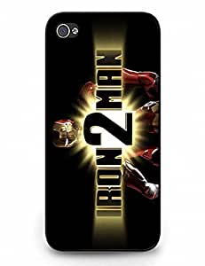 Cool Iron Man Unique Case,Iphone 5 5s Cover,Hard Plastic Skin by runtopwell