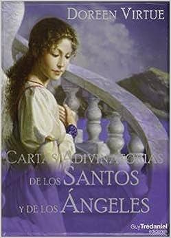 CARTAS ADIVINATORIAS DE LOS SANTOS Y DE LOS ÁNGELES: Amazon ...
