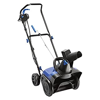 single stage electric snow blower
