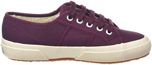 COBINU A77 Adulto Rosso Superga2750 Unisex Bordeaux Sneaker Sdwqp