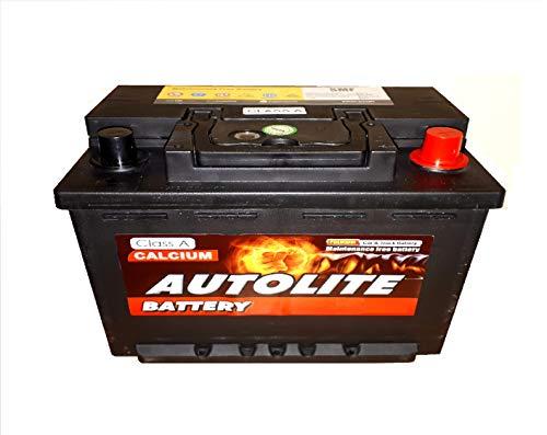 AUTOLITE CAR BATTERY TYPE 012 50Ah 420CCA:
