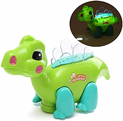 Cartoon Dinosaur Musical brillante baile Proyector niños divertido ...