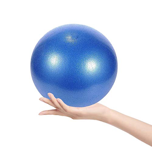 Goonidy Pilates Ball | Workout Ball | Small Exercise Ball | 9 Inch Mini Barre Ball – Fit Core, Yoga, Work Out, Ab…