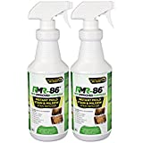 RMR-86 Instant Mold Stain & Mildew Stain Remover (32oz) -2 Pack
