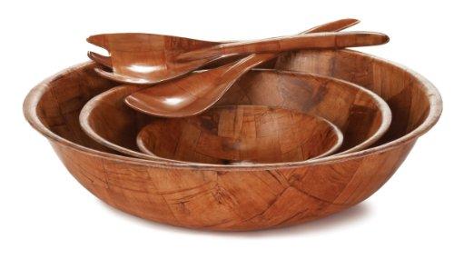 Tablecraft Wood Bowls - TableCraft 206 6