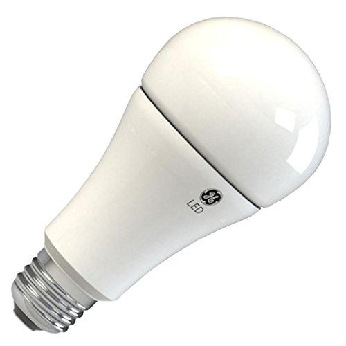 (GE 76038 - LED15DA21/827 A21 A Line Pear LED Light Bulb)