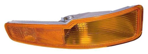 Depo 332-1673R-US Buick LeSabre Passenger Side Replacement Parking/Signal Light Unit