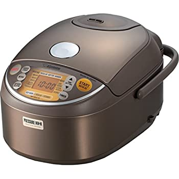 Amazon.com: Zojirushi Induction Heating Pressure Rice