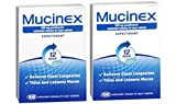 Mucinex Extended-Release Bi-Layer 600 mg Tablets, 200