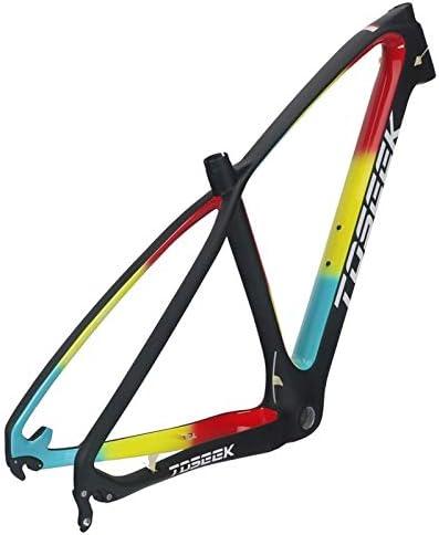 De Carbono Cuadro de la Bicicleta de la Fibra BTT Bicicleta de ...