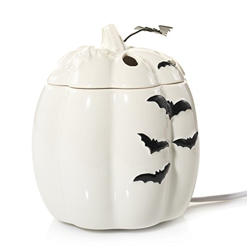 Yankee Candle Batty Pumpkin Electric Tart Burner Wax Melter
