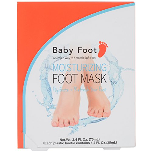After Care Baby Foot Original Moisturizing Foot Mask