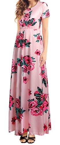Vintage Hawaiian Long Dress - 5