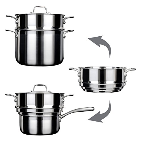 Duxtop-SSC-14PC-14-Piece-Whole-Clad-Tri-Ply-Induction-Cookware-Set-Stainless-Steel