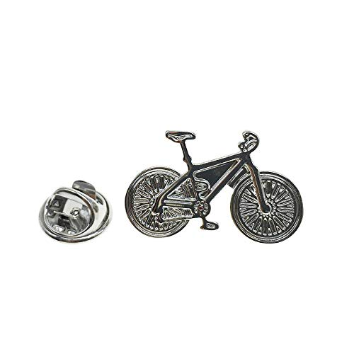 Cuff-Arts Lapel Pin Badges Novelty Modern Style Bike Cycle Pin Brooch Buttons Pins with a Gift Box P10057