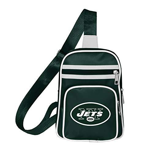 NFL New York Jets Mini Cross Sling Bag