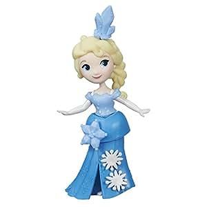 amazoncom disney frozen little kingdom elsa snow gown