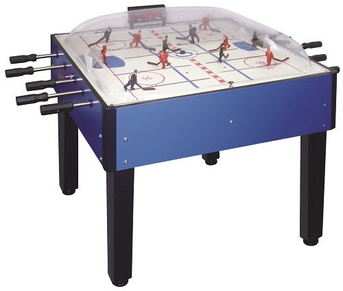 Shelti Breakout Bubble Hockey Table, 52 x 36 x 42 1/2-Inch