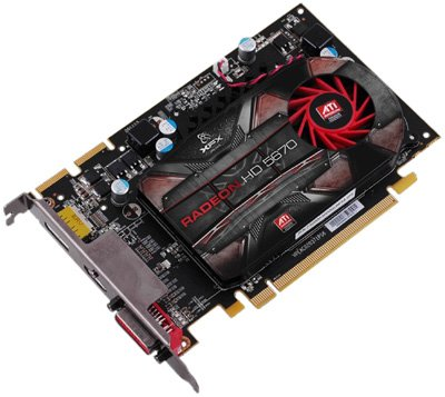 ATI RADEON HD 5670 GRAPHICS DRIVER PC
