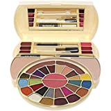 Just Gold Makeup Kit - Set of 43-Piece, JG939