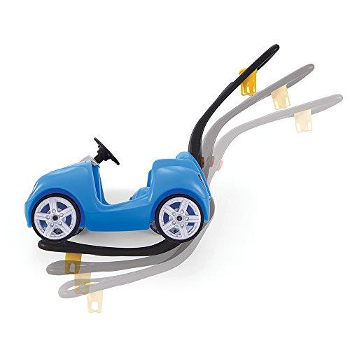 4144 zU8kdL - Step2 Whisper Ride II Ride On Push Car, Blue