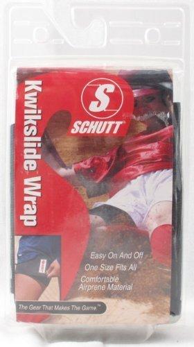 Schutt Kwikslide Softball Sliding Leg Wrap - one size fits all (Schutt Pads Sliding)