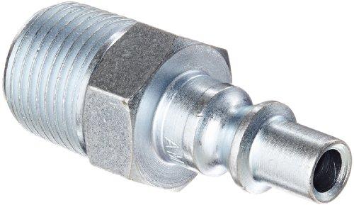 Dixon Valve DCP3703 Steel Air Chief ARO Speed Air Fitting, Quick-Connect  Plug, 1/4