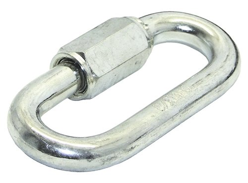 Invincible Marine 5/16-Inch Stainless Steel Quick Link