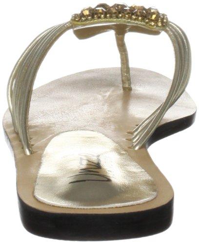 Dorado Evening Unze mujer para Slippers L18325W Sandalias w8Zqx1Yz