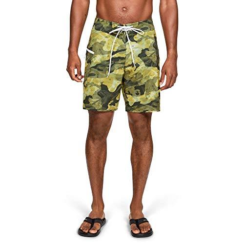 Under Armour Tide Chaser Boardshorts, Silt Brown//Silt Brown, 36 ()