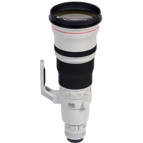 Canon EF 600mm f/4L IS II USM Image Stabilizer AutoFocus Telephoto Lens with Case & Hood - USA Warranty - With Special Promotional Bundle (Special Promotional Bundle)