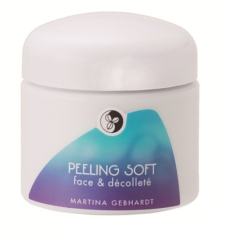 Martina Gebhardt: PEELING SOFT Face Decollete Gesichtspeeling soft (100 ml)