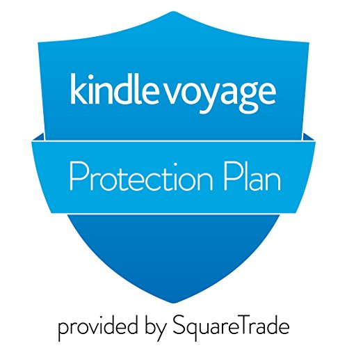 1-Year Protection Plan plus Accident Protection for Kindle Voyage (delivered via e-mail)