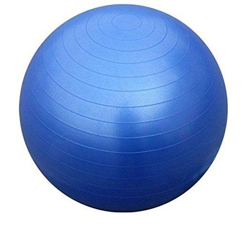 Kabalo Blue 65cm ANTI BURST GYM EXERCISE SWISS YOGA FITNESS BALL for PREGNANCY BIRTHING, etc (including pump)