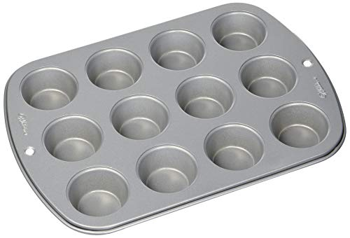 Muffin Pan 12c Mini Wilt